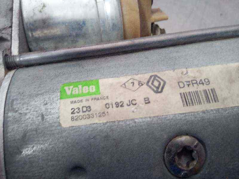 MOTOR ARRANQUE RENAULT MEGANE II BERLINA 5P Dynamique  1.9 dCi Diesel (120 CV) |   07.04 - ..._img_2