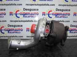 turbocompresor renault laguna ii (bg0) confort expression 1.9 dci diesel fap cat (110 cv) 2005-2006