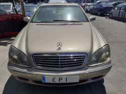 MERCEDES CLASE S (W220) BERLINA 3.2 V6 18V CAT