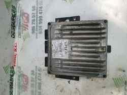 centralita motor uce renault megane ii berlina 5p authentique  1.5 dci diesel (101 cv) 2002- 8200334419