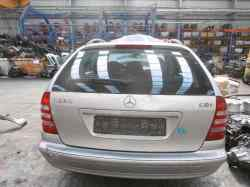 MERCEDES CLASE C (W203) FAMILIAR 2.2 CDI CAT