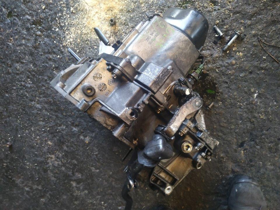 CAJA CAMBIOS RENAULT CLIO II FASE II (B/CB0) Authentique  1.5 dCi Diesel (65 CV) |   06.01 - 12.03_img_2