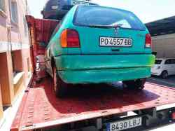VOLKSWAGEN POLO BERLINA (6N1) 1.05