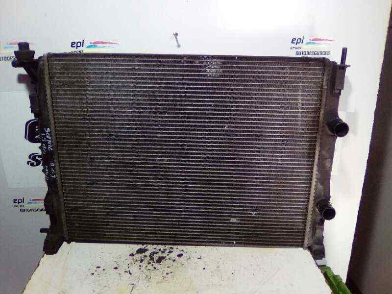 RADIADOR AGUA RENAULT SCENIC II Authentique  1.5 dCi Diesel (106 CV) |   0.03 - ..._img_0