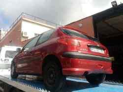 peugeot 206 berlina xr  1.9 diesel (69 cv) 1998-2002 WJZ VF32CWJZT40
