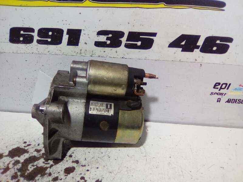 MOTOR ARRANQUE PEUGEOT 206 BERLINA XR  1.1  (60 CV) |   06.98 - 12.02_img_3
