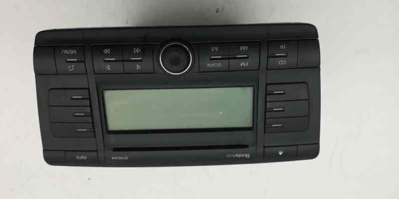 SISTEMA AUDIO / RADIO CD SKODA OCTAVIA BERLINA (1Z3) Active  1.9 TDI (105 CV) |   05.04 - 12.08_img_3