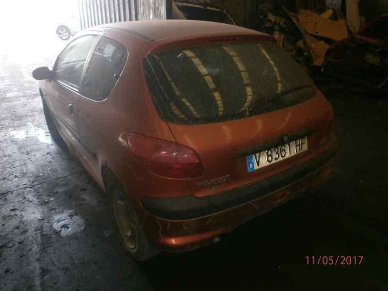 PARAGOLPES DELANTERO PEUGEOT 206 BERLINA XT  1.9 Diesel (69 CV) |   12.98 - 12.02_img_5