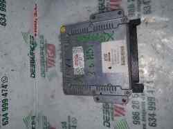 centralita motor uce citroen xsara picasso 2.0 hdi exclusive   (90 cv) 2001-2005 0281010137