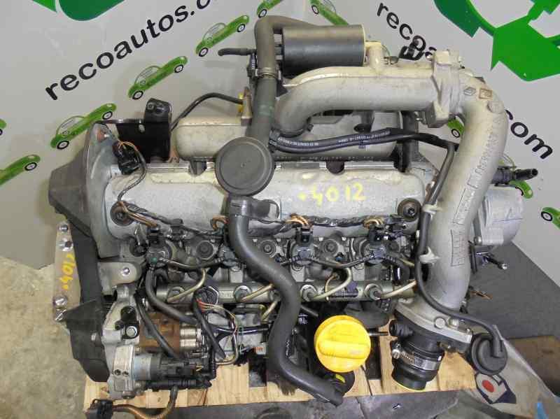 recambio de motor completo de renault megane ii berlina 5p 1 9 dci diesel 120 cv en segovia. Black Bedroom Furniture Sets. Home Design Ideas