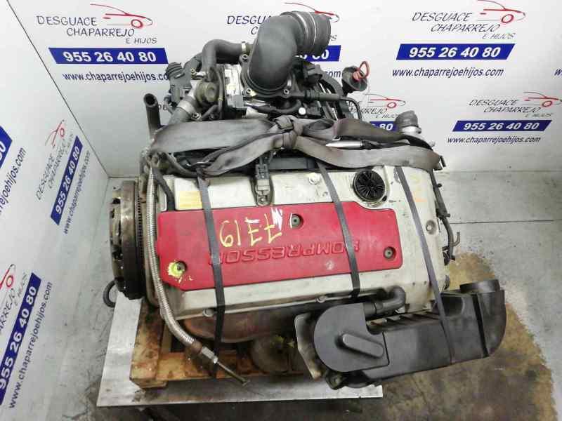 MOTOR COMPLETO MERCEDES CLASE C (W203) BERLINA 200 Compressor (203.045)  2.0 Compresor CAT (163 CV) |   12.00 - 12.02_img_4