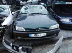 peugeot 306 berlina 3/4/5 puertas (s2) xt  1.9 turbodiesel cat (90 cv) 1997-1997 DHY VF37BDHY231