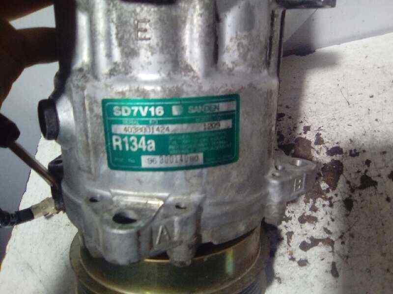 COMPRESOR AIRE ACONDICIONADO RENAULT LAGUNA II (BG0) Authentique  3.0 V6 (207 CV) |   0.01 - ..._img_3