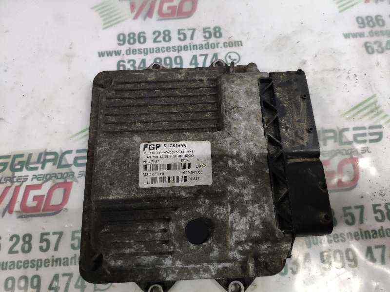 CENTRALITA MOTOR UCE FIAT GRANDE PUNTO (199) 1.3 16V Multijet Dynamic (66kW) (01.2007->)   (90 CV) |   01.07 - 12.12_img_1