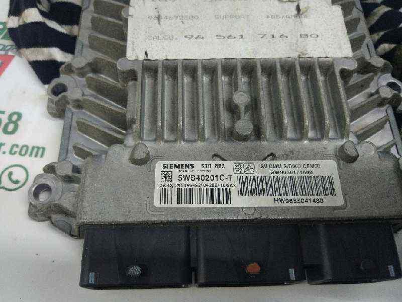 CENTRALITA MOTOR UCE CITROEN C3 1.4 HDi Audace   (68 CV)     07.07 - 12.08_img_0