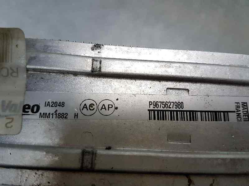 INTERCOOLER PEUGEOT 3008 Allure  1.5 Blue-HDI FAP (131 CV) |   ..._img_2