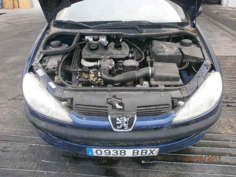 PARAGOLPES DELANTERO PEUGEOT 206 BERLINA 1.9 Diesel   (69 CV) |   0.98 - ..._img_3