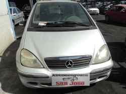 mercedes clase a (w168) 160 cdi (168.006)  1.7 cdi diesel cat (75 cv) 2001-2004 OM668940 WDB1680061J