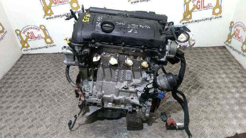 MOTOR COMPLETO PEUGEOT 308 Confort  1.6 16V (120 CV) |   09.07 - 12.10_img_1