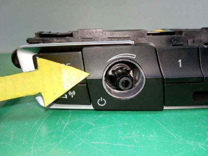 SISTEMA AUDIO / RADIO CD BMW BAUREIHE 3 TOURING  (F31) 318d  2.0 16V Turbodiesel (150 CV) |   0.15 - ..._img_4