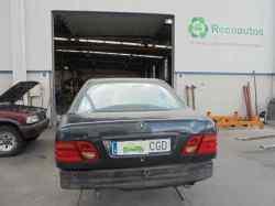 DISCO FRENO TRASERO MERCEDES CLASE E (W210) BERLINA DIESEL 220 Diesel (210.004)  2.2 Diesel CAT (95 CV) |   05.95 - 12.98_mini_3