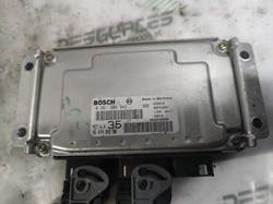 centralita motor uce peugeot 307 (s1) xn 1.6 16v cat (109 cv) 2001-2003