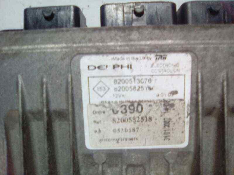 CENTRALITA MOTOR UCE RENAULT KANGOO (F/KC0) Alize  1.5 dCi Diesel (65 CV) |   03.03 - 12.07_img_1