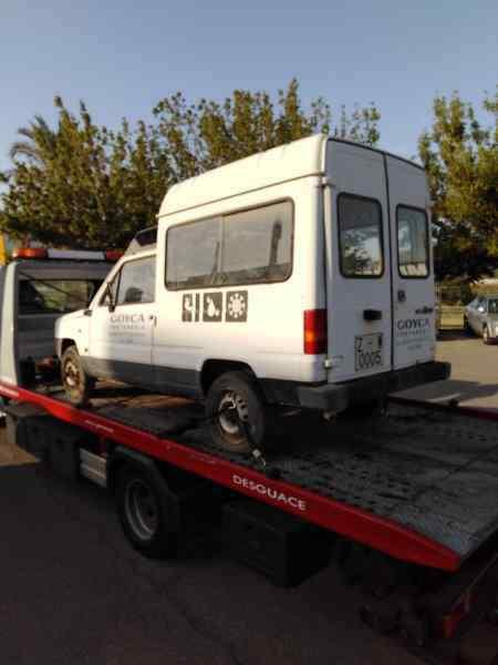 TRANSMISION DELANTERA IZQUIERDA SEAT TERRA Familiar  0.9  (39 CV) |   0.87 - ..._img_4