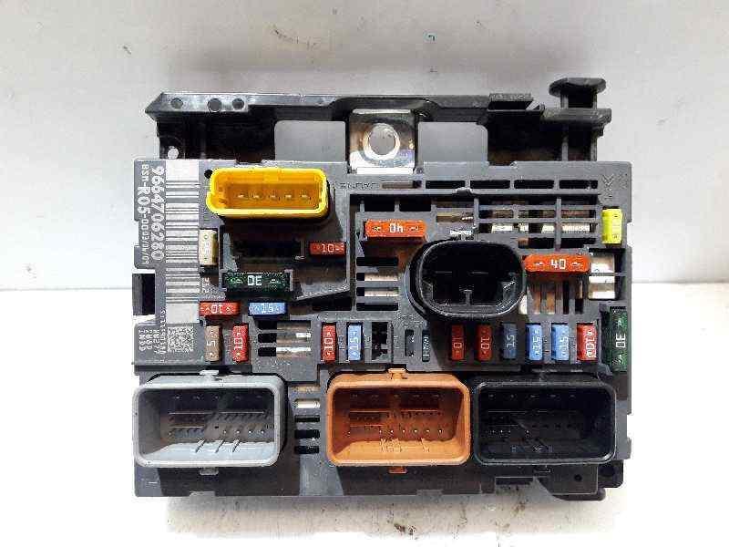 CAJA RELES / FUSIBLES CITROEN C4 BERLINA Cool  1.6 16V HDi (90 CV) |   07.08 - 12.10_img_0