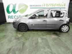 RENAULT CLIO III 1.5 dCi Diesel FAP