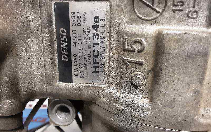 COMPRESOR AIRE ACONDICIONADO MITSUBISHI MONTERO (V20/V40) 2800 TD GLS (4-ptas.)  2.8 Turbodiesel (125 CV) |   01.94 - 12.97_img_0