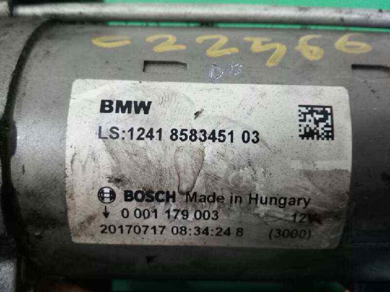 MOTOR ARRANQUE BMW BAUREIHE 3 TOURING  (F31) 318d  2.0 16V Turbodiesel (150 CV) |   0.15 - ..._img_2