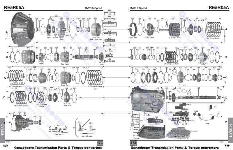 CAJA CAMBIOS NISSAN NAVARA PICK-UP (D40M) Doble Cab SE 4X4  2.5 dCi Diesel CAT (174 CV) |   01.07 - ..._img_0