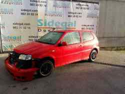 VOLKSWAGEN POLO BERLINA (6N2) 1.6 16V