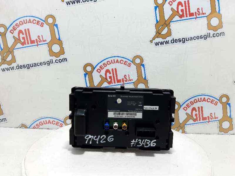 SISTEMA NAVEGACION GPS RENAULT SCENIC III Dynamique  1.9 dCi Diesel (131 CV) |   04.09 - 12.11_img_0
