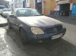 MERCEDES CLASE SLK (W170) ROADSTER 2.3 Compresor CAT