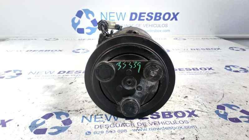 COMPRESOR AIRE ACONDICIONADO NISSAN PRIMERA BERLINA (P11) Navigation  2.0 Turbodiesel CAT (90 CV)     09.97 - ..._img_1