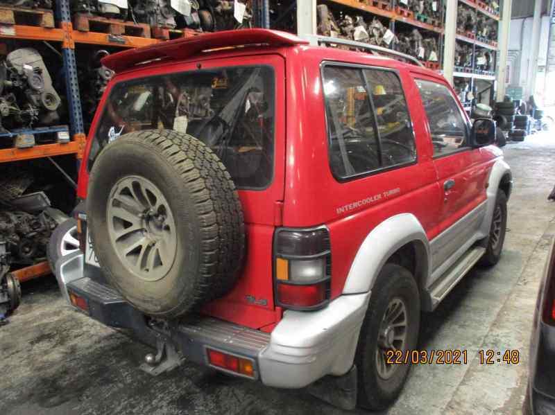 MITSUBISHI MONTERO (V20/V40) 2500 TD GLS (2-ptas.)  2.5 Turbodiesel (99 CV) |   05.91 - ..._img_4