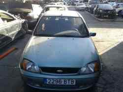 ford fiesta berlina (dx) ghia  1.25 16v cat (75 cv) 1999-2002 DHF WF0AXXGAJA1