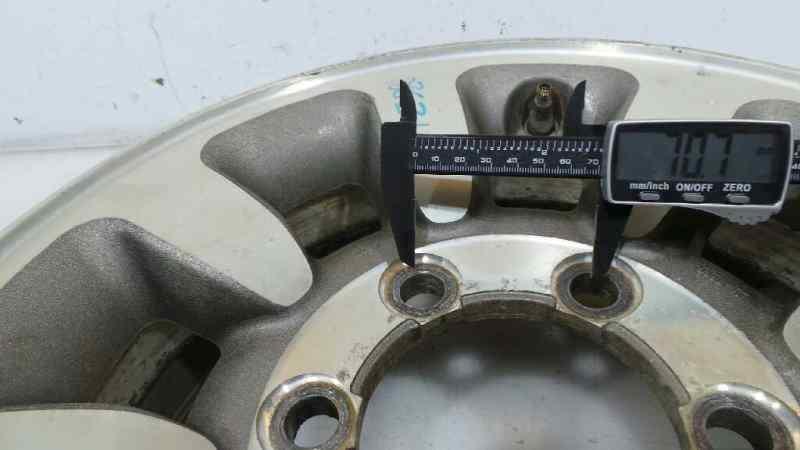 LLANTA MITSUBISHI MONTERO (V20/V40) 2500 TD GLX (5-ptas.)  2.5 Turbodiesel (99 CV)     05.91 - 12.00_img_4
