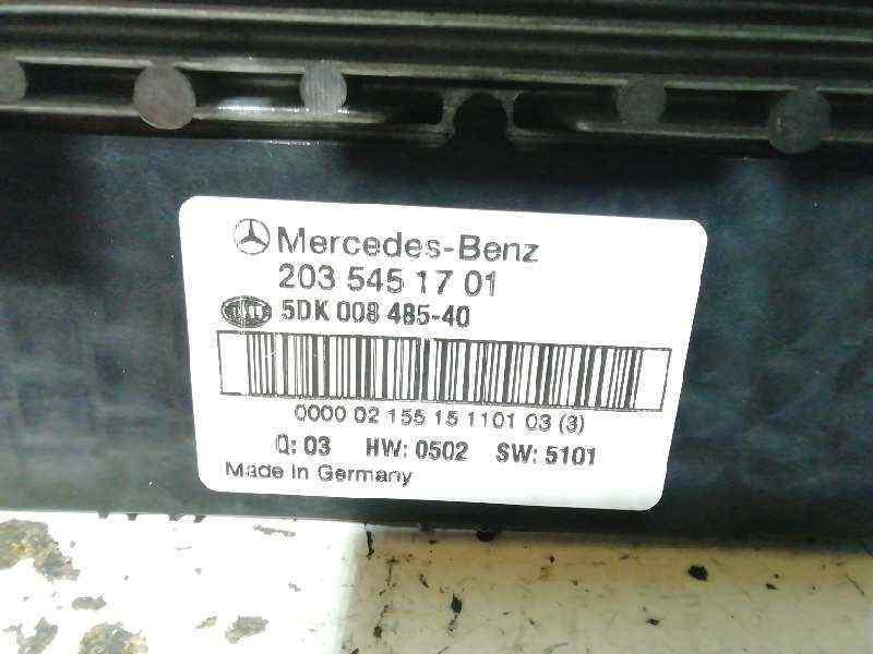 CAJA RELES / FUSIBLES MERCEDES CLASE C (W203) BERLINA 180 Compressor (203.046)  1.8 CAT (143 CV) |   03.02 - 12.06_img_2
