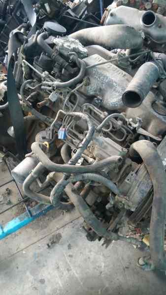 MOTOR COMPLETO NISSAN PATROL GR (Y61) Básico  2.8 Turbodiesel CAT (129 CV) |   0.97 - ..._img_5
