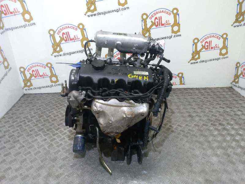 MOTOR COMPLETO HYUNDAI ACCENT (X3) 1.3 GLS Best   (82 CV) |   06.97 - 12.99_img_0