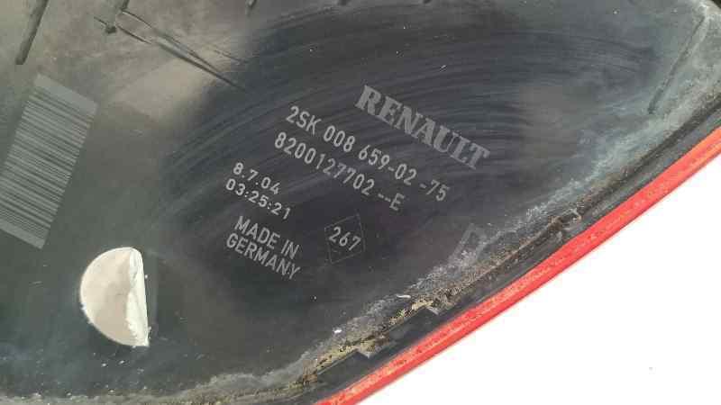 PILOTO TRASERO DERECHO RENAULT SCENIC II Confort Dynamique  1.9 dCi Diesel (120 CV) |   06.03 - 12.05_img_1