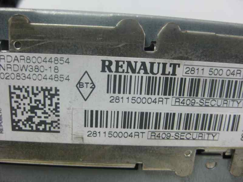 SISTEMA AUDIO / RADIO CD RENAULT LAGUNA III Dynamique  2.0 dCi Diesel CAT (150 CV) |   09.07 - 12.09_img_1