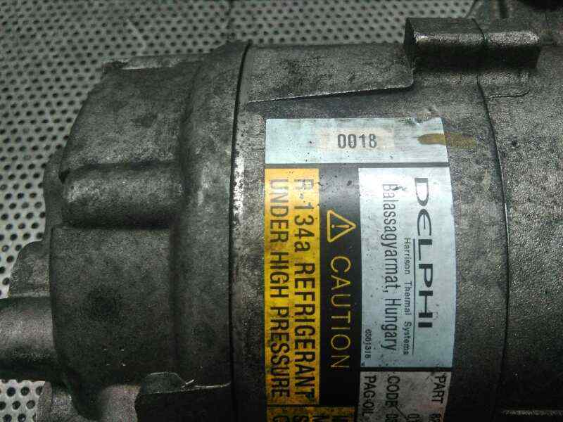 COMPRESOR AIRE ACONDICIONADO RENAULT SCENIC II Grand Confort Authentique  1.9 dCi Diesel (120 CV) |   04.04 - 12.05_img_2