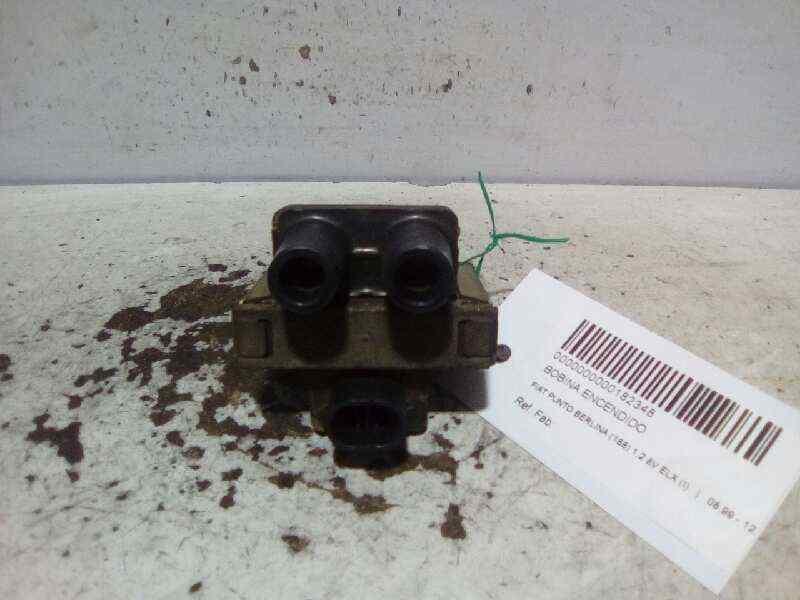 BOBINA ENCENDIDO FIAT PUNTO BERLINA (188) 1.2 8V ELX (I)   (60 CV) |   08.99 - 12.02_img_0