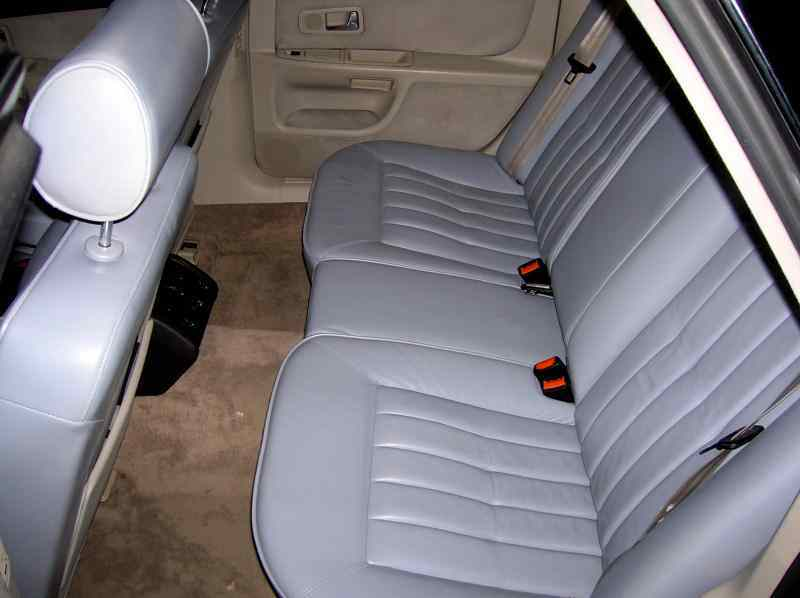 AUDI A8 (D2) 4.2 Quattro   (299 CV) |   06.94 - 12.99_img_5
