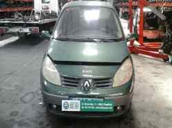 renault scenic ii confort dynamique  1.5 dci diesel cat (86 cv) 2005-2006 F9Q800 VF1JM0G0629