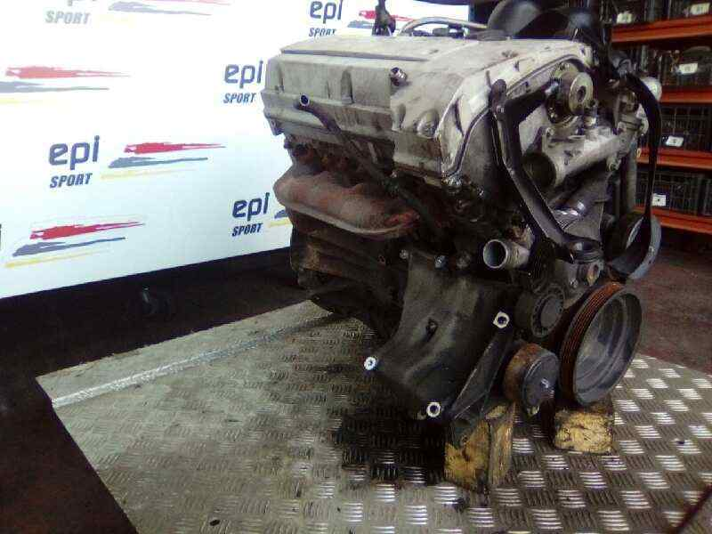 MOTOR COMPLETO MERCEDES CLASE C (W203) SPORTCOUPE C 200 Compressor (203.745)  2.0 Compresor CAT (163 CV) |   10.00 - 12.02_img_4